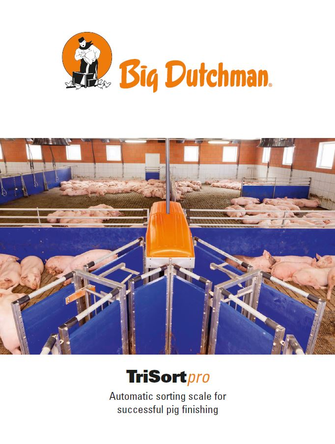 TriSort Pro Pig Sorting Scale